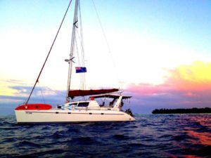 Far and Away Adventures - Sailing the South Pacific