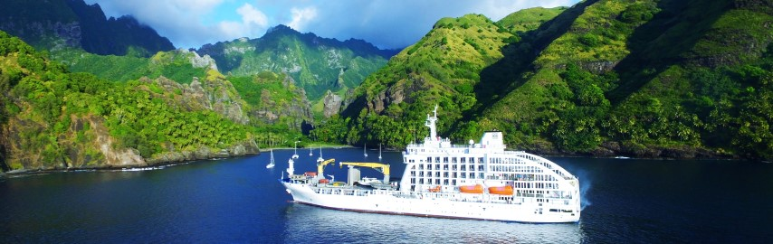 Freighter Cruise In Tahiti And French Polynesia - Cruise to tahiti