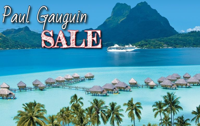 Paul Gauguin Luxury Cruise: Save up to $3,650!