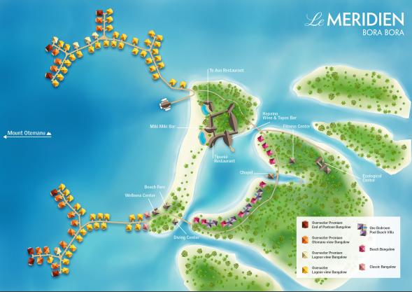 Hotel Le Meridien Bora Bora 5 Far And Away Adventures